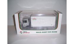 МАЗ-5337 изотермический фургон КИ-5436 'Купава' (на шасси МАЗ-5337) АИСТ100296