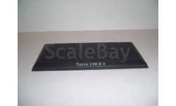 Татра-148 - подставка для модели