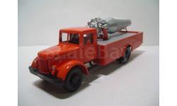 МАЗ-200 АГВТ. Автолегенды СССР. Грузовики. № 14, масштабная модель, DeAgostini, scale43