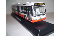 Автобус Скания Scania OmniLink Cararama, масштабная модель, scale50