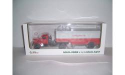 МАЗ-200В с п-п МАЗ-5217 Продукты (АИСТ101074)