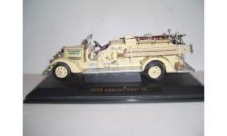 Пожарная Ahrens-Fox VC  1938