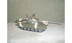 Танк Т-72 радиоуправляемая модель ДеАгостини