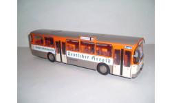 Автобус Mercedes-Benz O305 Frankfurt Hachette №88, масштабная модель, scale43