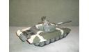 Танк Т-72 радиоуправляемая модель ДеАгостини, масштабная модель, DeAgostini, 1:16, 1/16