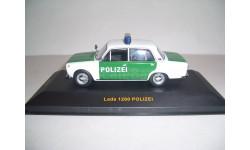 ВАЗ ЛАДА LADA 1200 Polizei CLC121