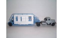 МАЗ-200В с синий п/п НАМИ-790 и панелями