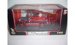 Пожарная Dennis N Type  1921  Yat Ming 43008