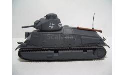Танк 35-S Pz.Kpfw.739(f) (КРЫМ 1942 год), масштабные модели бронетехники, Atlas, scale43