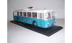 Троллейбус ЗИУ-5, масштабная модель, Классикбус, scale43