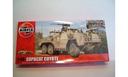 Бронемашина спецназа Supacat HMT600 COYOTE  (койот) Airfix A06302