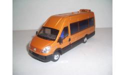 Автобус Ивеко IVECO irisbus Daily Tourys ROS001220, масштабная модель, scale43