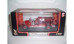 Пожарная Buffalo Type 50  1932