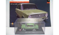 Сеат 124 L 1969 г, масштабная модель, SEAT, Altaya, 1:43, 1/43