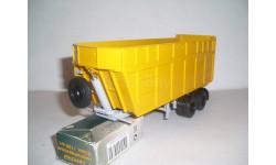 Прицеп МАЗ-9506-30 АИСТ101524, масштабная модель, Автоистория, 1:43, 1/43