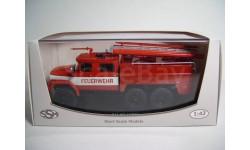 ЗИЛ-131 АЦ-40 (131) пожарная ГДР SSM1083