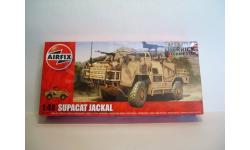 Бронемашина спецназа Supacat HMT400 Jackal (шакал) Airfix A05301