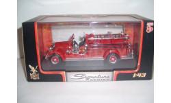 Пожарная Mack Type 75BX  1935  Yat Ming 43001