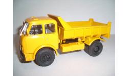 1/43 МАЗ-503Б 1968 год жёлтый НАП Н756, масштабная модель, 1:43