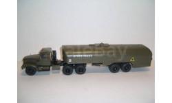 КрАЗ-258 ТЗ-22 SSM7026, масштабная модель, 1:43, 1/43