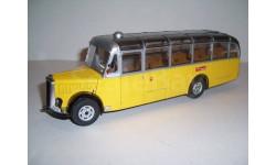 Автобус Saurer L4C 1949  Hachette