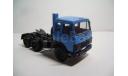 МАЗ-6422 синий (1981-1985) НАП Н 796, масштабная модель, 1:43, 1/43