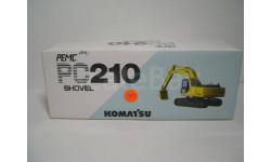 Экскаватор Komatsu PC 210