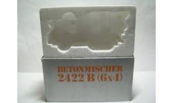 Коробка от Мерседес-Бенц 2422Б NZG, масштабная модель, Mercedes-Benz, NZG (Германия), 1:43, 1/43