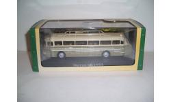 Автобус Икарус-66 1955 г. (серия Bus Collection), масштабная модель, Ikarus, Атлас, scale72