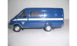 ГАЗ-2705 'Газель' Спецсвязь Автомобили на службе № 19 ДеАгостини, масштабная модель, DeAgostini, scale43