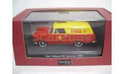 Опель Opel Rekord P2 Caravan - 1960 Shell