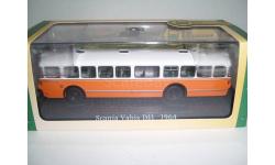 Автобус Scania Vabis D11 1964 г. (серия Bus Collection), масштабная модель, Атлас, scale72