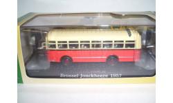 Автобус Brossel Jonckeere 1957 г. (серия Bus Collection), масштабная модель, Atlas, scale72