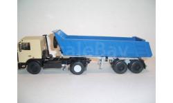 МАЗ-5432 (АИСТ100435) + МАЗ-9506-20 (АИСТ101500)