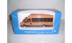 Ивеко Iveco Daily микроавтобус ROS, масштабная модель, 1:43, 1/43