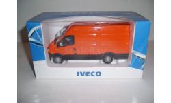 Ивеко Iveco Daily фургон ROS, масштабная модель, 1:43, 1/43