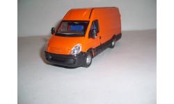 Ивеко VAN (Оранжевый фургон) Ros RS00120 O Model MMC