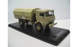 КАМАЗ-43502 песочный SSM1241