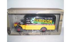 Берлие Berliet GLR - фургон 'Carberson'