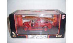 Пожарная Leyland FK-1 1934  Yat Ming 43009