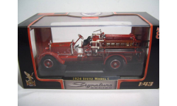 Пожарная Stutz Model C 1924  Yat Ming 43006
