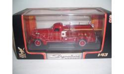 Пожарная American LaFrance B-550RC  1939