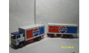 Скания Scania  LB 110 'Pepsi' Minichamps, масштабная модель, scale43