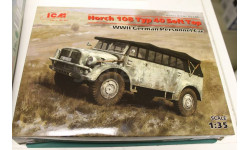 35506 Horch 108 Typ 40 Soft Top  1:35 ICM