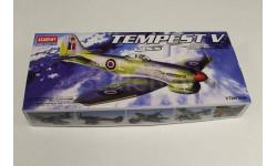 12466    самолет Tempest V 1:72 Academy