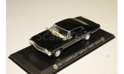 CHEVROLET Impala Sport Sedan 1967 (из телесериала 'Supernatural')  1:43 GREENLIGHT