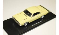 DODGE Dart GTS 1968 Sunfire Yellow 1:43 HIGHWAY 61