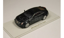 CADILLAC CTS Coupe 2011 Thunder Gray 1:43 LUXURY-COLLECTIBLES