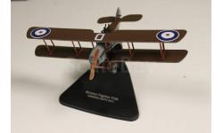 Bristol F2B Royal Flying Corps 1916 1:72 Oxford, масштабные модели авиации, 1/72