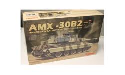 TS-013 French AMX-30B2 Main Battle Tank 1:35 Meng